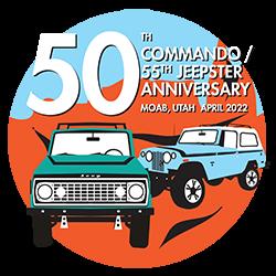 50th Jeep Commando / 55th Jeepster Commando