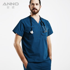 8761c88e341 Doctor's Medical Work Wear, Nurses Short Sleeve Medical Clothing Uniformes