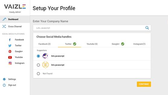 Vaizle | Your Social Media Analyst