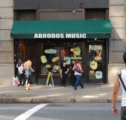 Abrodos Music Archives